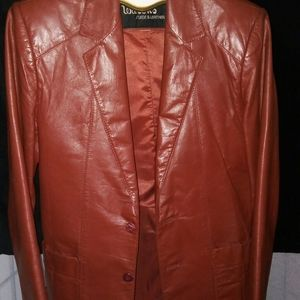 Wilson Suede & Leather Jacket